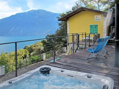 Photo for Apartment Chalet 4 you  in Tremosine (BS), Lake Garda/ Lago di Garda - 4 persons, 2 bedrooms