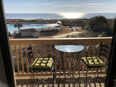 Photo for FABULOUS BEACH OCEANFRONT VILLA IN THE HEART OF THE ISLAND.  SPRING RATES NOW!