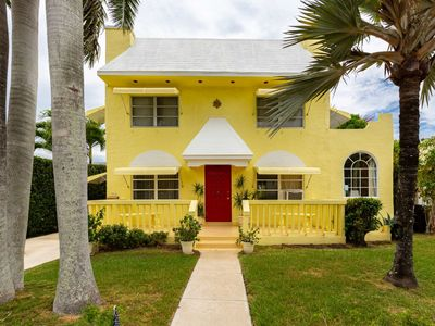Photo for New Listing! Lake Worth Home on the 3rd Tee of Golf Course, 10 Minute Walk to Downtown and Beach