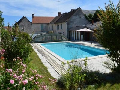 Photo for Gite Tavant, 4 bedrooms, 9 persons