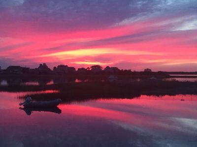 Photo for DISCOUNTED 1-BR WKLY Summer Rental  PI Tidal Basin, SUNSETS - Only 4 WEEKS left!