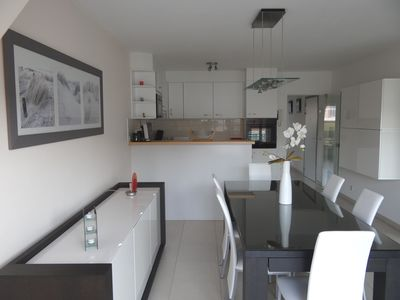 Photo for NEW 2020 - NIEUWPOORT BAD, Luxury apartment, 300 m from the beach, Wifi