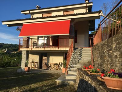 Photo for Independent villa on the Monferrato hills