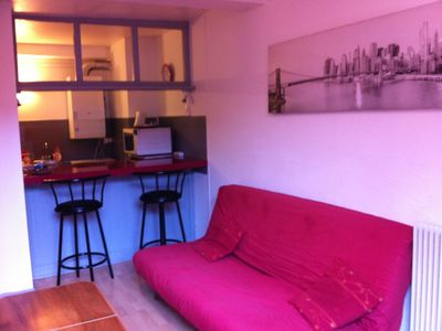 Photo for T2 furnished - Historical Center Bayonne