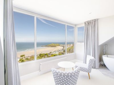 Photo for Boutique 5 Bedroom Luxury House  - Stunning St Ives Family Holiday Home