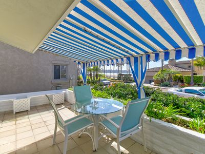 Photo for Updated La Jolla Shores home w/ ocean view, fireplace, patio, & gas grill!