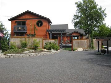 Stunning Waterfront Home on 2+ Landscaped Acres! The BEST location on Camano!