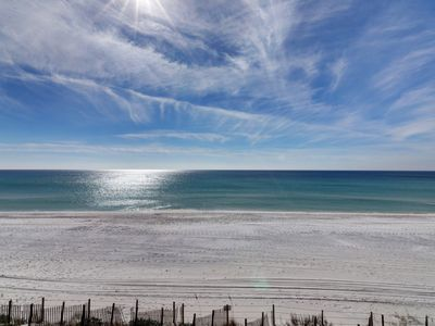Photo for Direct Oceanfront~Beautiful Sunsets/Sunrises~Complimentary Beach Chair Service