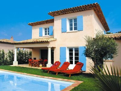 Photo for Residence Le Carré Beauchêne, Ste Maxime  in Var - 8 persons, 3 bedrooms