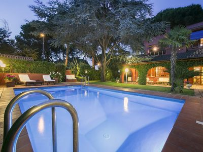 Photo for Villa MariSoul - Luxury Villa Private Pool San Felice Circeo up to 16 people