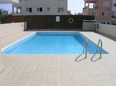 Photo for Luxury Paphos Apartment with Beautiful Garden and Private Jacuzzi