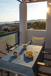 Photo for Beachfront Apartment with Private Balcony and Terrace