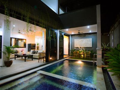 Photo for Cinta Buana, 3 Bedroom Villa in Legian