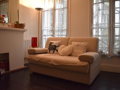 Photo for Cosy 1 Bedroom Apartment Near Le Marais