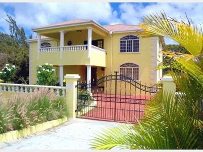 "Photo for ""Emerald Manor"" Island Home In Barbados"