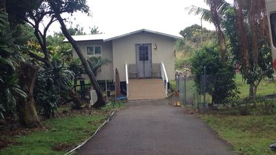 Photo for Private-Oceanview Cottage-at cool 1100 feet elevation