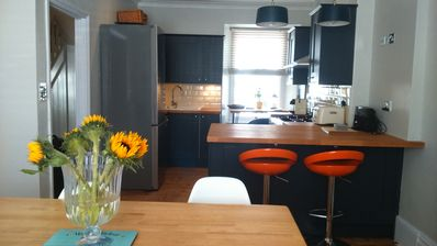 Photo for Townhouse in Central Penzance Walking distance to beach, ideal for families