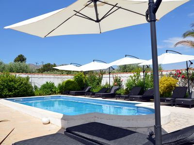Photo for Villa Carpe Diem with six suites, private pool and landscaped garden.