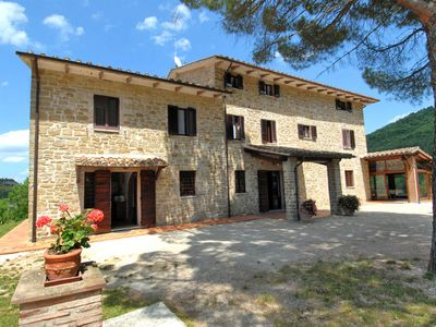 Photo for Vacation home Valfabbrica  in Valfabbrica, Umbria - 22 persons, 11 bedrooms