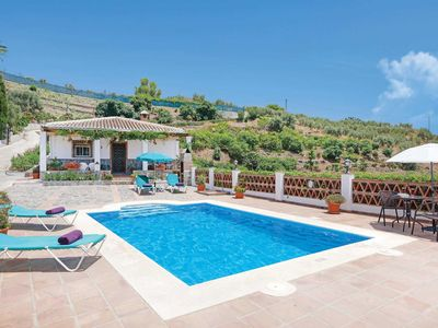 Photo for Villa with great view and private pool