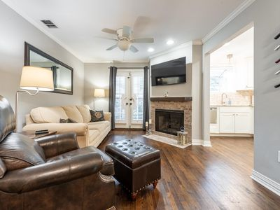 Photo for Beautifully updated Hancock condo - Perfect for Work From Home or Stay-cations