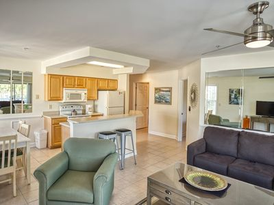 Photo for Full Kitchen, 2 Bedrooms, 2 Bathrooms, 27 Hole Golf Resort, Close to Beach in Calabash, NC(2309)