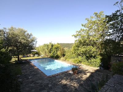 Photo for 2 bedroom Villa, sleeps 4 in Subbiano with Pool, Air Con and WiFi