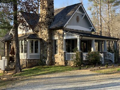 "Photo for ""The Hope House"" Luxury, Designer Decorated, Custom Built- minutes to Clayton!"