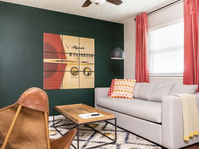 Photo for Stylish 2BR in East Austin #136 by WanderJaunt