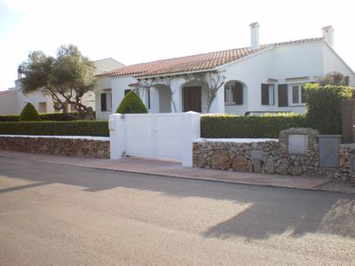 Photo for Detached Villa on Binixica ,10 minutes by car to village amenities and beaches