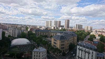 Photo for Bright, beautiful view, apartment, 55m2, well located.