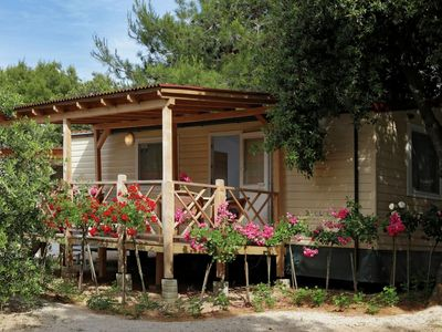 Photo for Comfortable chalet with AC, 6 km. from the beautiful Sibenik
