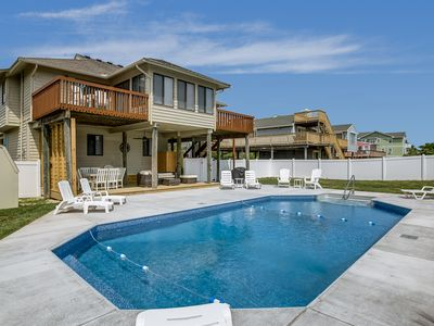 Photo for Vitamin Sea | 540 ft from the beach | Private Pool, Dog Friendly