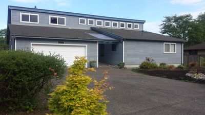 Photo for Riverside Beach House in Seaside, Oregon On the South End of Necanicum River
