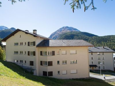 Photo for Holiday apartment Pontresina for 1 person - Holiday apartment in one or multi-family house