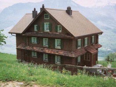 Photo for Holiday apartment Obbürgen for 1 - 6 persons with 2 bedrooms - Farmhouse