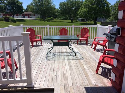 Photo for Cozy One Bedroom Apartment minutes from Clam Harbour beach and Memory Lan Museum