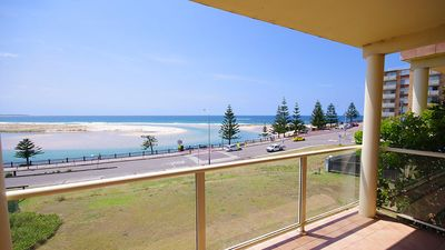 Photo for Avilla Court 2 with lovely beach views