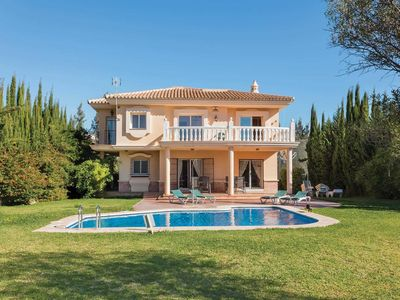 Photo for 4 bedroom Villa, sleeps 8 in La Cala De Mijas with Pool, Air Con and WiFi