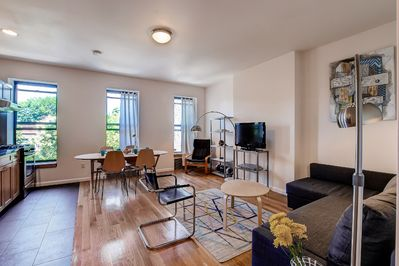 Book your Brooklyn getaway at this centrally located & restored vacation rental!
