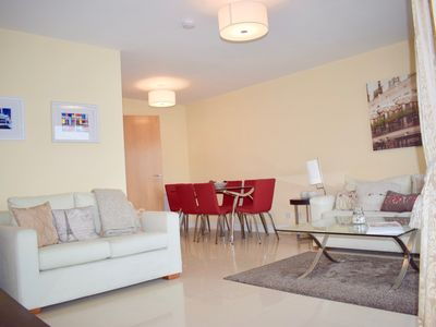 Photo for Grand Canal Dock 2 Bedroom Apartment