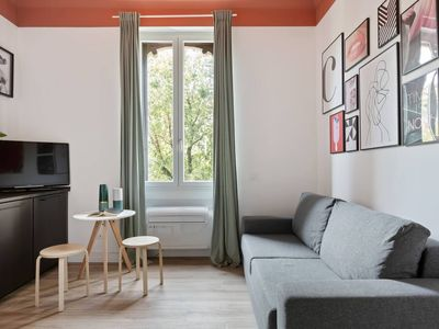 Photo for Modern and cozy apt in Porta Romana