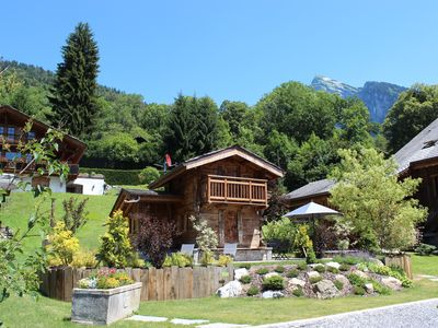 Photo for MAZOT CHARMING IN THE CENTRE OF COMFORT AND LUXURY SAMOENS .Grand, 2-3 persons
