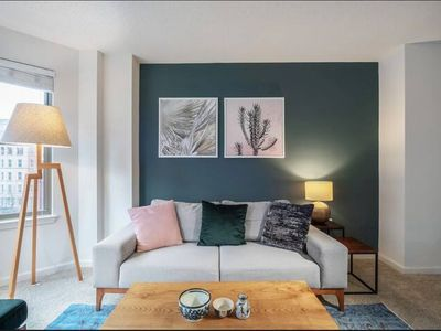 Photo for [1477-1BG] Lux 1 BR in Heart of Logan Circle