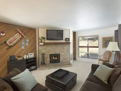 Photo for 2 Master Bedrooms by the Slopes
