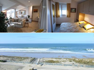 Photo for Apartment with beautiful ocean view for 4 people