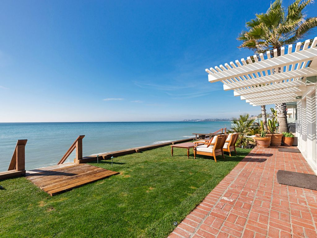 Luxury Country Cottage On Private Beach Homeaway Capistrano