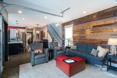 Welcome to Nashville and your private home in the heart of the city!