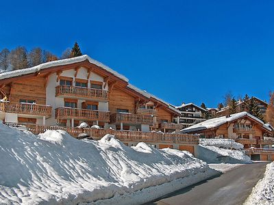 Photo for 3BR Apartment Vacation Rental in Haute-Nendaz