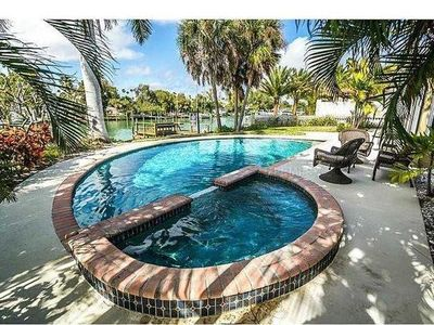 Photo for BEST Waterfront Vacation Home EVER! Family friendly!